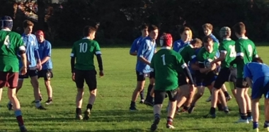 Emphatic Victory for Year 11 Rugby Team
