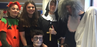 Hallowe'en is no Nightmare for Fundraisers