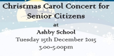 Senior Citizens' Carol Concert - Tickets Available Now