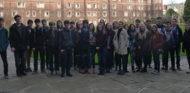 Cambridge Maths Trip is Anything but Useless