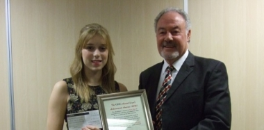 Leavers Return for Certificate Evening - Special Night for Katie