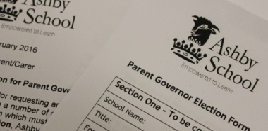 Could You Be a Parent Governor?