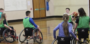 Paralympic Roadshow Stops at Ashby