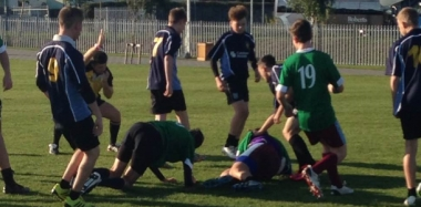 Year 10 Rugby Team Reaches County Final - But Year 11 Bow Out