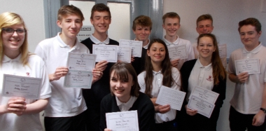 Maths Challenges Add up to Success