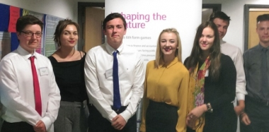 Another Win for Ashby! Business Students Take Top Spot