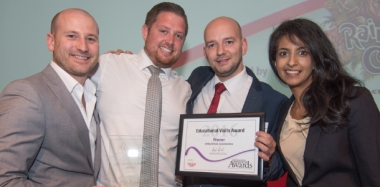 Award for Ashby School Proves that Visits are an Education