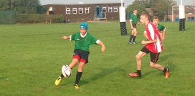 Flying Start to Rugby Season
