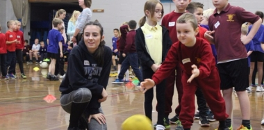 Sports Leaders Shine at Primary Workshops