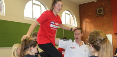 Sports Leaders Rise to the Challenge