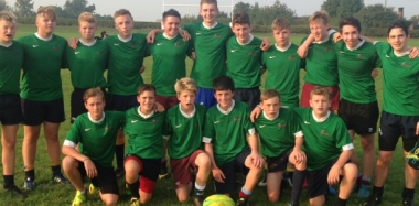 Year 10 Rugby Team Silences Hinckley in County Cup