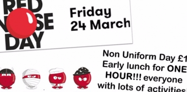 Red Nose Day is Coming!