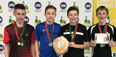 Badminton Boys Head to National Finals