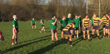Rugby Under 15s Narrowly Miss Out on Place in Final