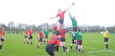 Rugby Teams Make it to County Finals