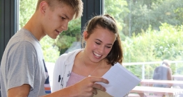 Celebrations for GCSE Students
