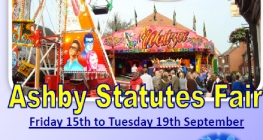 Ashby Statues Street Fair - Traffic Delays Possible