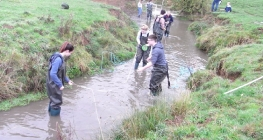 River Deep, Waders High for Geographers
