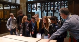 Insight into Religious Practices for Students on Cathedral and Synagogue Visit