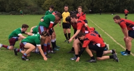 Rugby Teams Tackle Tough Opposition