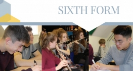 Our New Sixth Form Prospectus is Available Now
