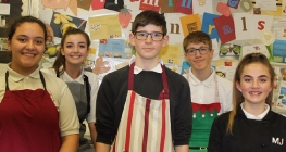 Young Chefs Take Over Kitchen for Competition