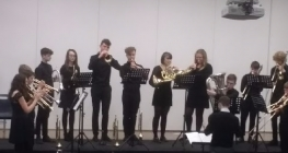 Not Brassed Off! Musicians Make it to Next Stage of Rotary Competition