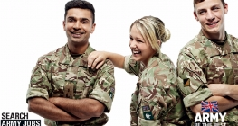 Army Careers Presentation - Tuesday 27 February