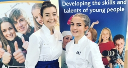 Ashby School Chefs are the (Double) Cream