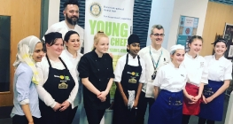 Chef Lorena Serves Up a Place in National Final