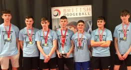 Ashby Retain County Dodgeball Title - and Show Spirit at Spring Games