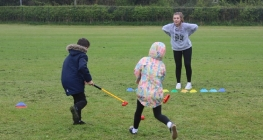 Young Leaders Have Golf Skills Off to a Tee