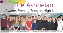 Read the Summer Issue of the Ashbeian Now