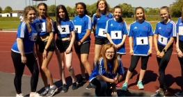 Ashby Athletes Get Great Result at Saffron Lane