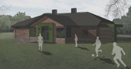 New Pavilion to Transform Sports Facilities