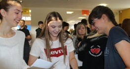 GCSE Attainment Rises at Ashby School