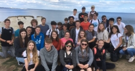 Geographers Head to the Coast