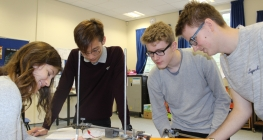 Science Students Get Hands-on