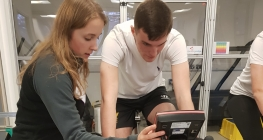40d1ad8ee2822c Sports Students Test Knowledge and Skills at Loughborough University