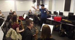 Soulful Session from National Youth Jazz Orchestra