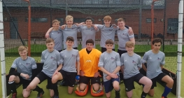 Boys Head to Lee Valley for Semi Finals