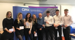 Top Spot for Management Team in Midlands Challenge