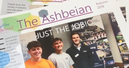 The Latest Ashbeian is Out Now