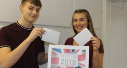 The Votes are in! Students Have Their Say in Mock General Election