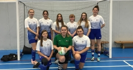 Futsal Girls Head to Finals