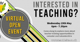 Teacher Training Opportunities - Sign Up Now